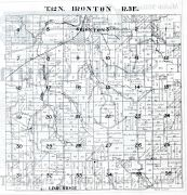 Township 12. N., Range 3 E. - Lime Ridge, Sauk County 1921